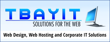 TBayIT.com Web Design, Web Hosting And Corporate IT Solutions